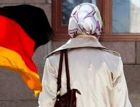 Almanya'da 'başörtüsü' krizi!