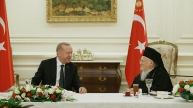 Başkan Erdoğan'ın azınlık cemaatleriyle yaptığı iftarın detayları ortaya çıktı: En mükemmel cumhurbaşkanıdır