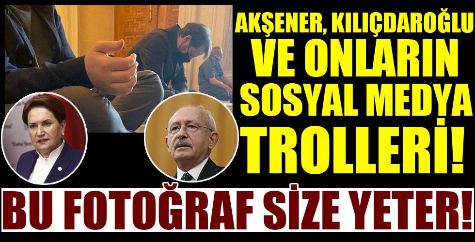 Berat Albayrak nerede diye algı yapan Kılıçdaroğlu ve Akşener'i üzecek haber!