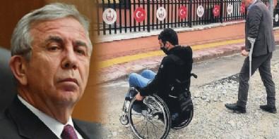 HDP'nin verdiği desteğin bedeli mi bu? Mansur Yavaş'tan şehit yakınlarına ve gazilere yol işkencesi