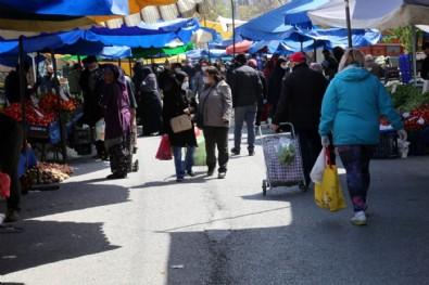 İçişleri Bakanlığı 81 ile genelge gönderdi! İşte İstanbul'da yarın kurulacak olan semt pazarları!