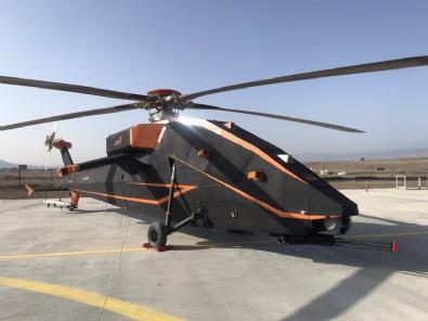 Türk havacılık tarihinde devrim: Elektrikli insansız taarruz helikopteri