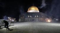 AB'den İsrail'e Kudüs'te 'gerginliği azalt' çağrısı