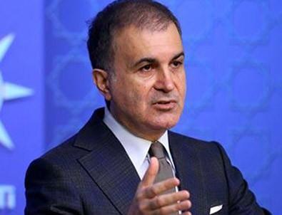 AK Parti Sözcüsü Ömer Çelik'ten İsrail'e çok sert tepki!