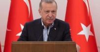 Başkan Erdoğan'dan Danıştay'ın 153. yıl dönümü için mesaj!