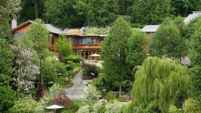 Gates'in gizemli evi: 1990'lardan beri içinin fotoğrafı çekilemedi, görmek isteyenler 35.000 dolar ödedi