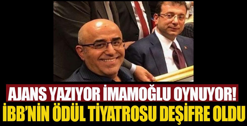 CHP'li İmamoğlu'nun kampanya direktörü Necati Özkan'ın ödül oyunu deşifre oldu!
