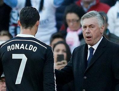 Yeniden Real Madrid'te!