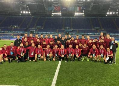 A Milli Takim, EURO 2020 Öncesi Son Idmanini Yapti