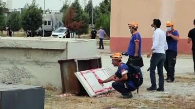 Adana'da Iki Otomobil Çarpisti Açiklamasi 2 Yarali