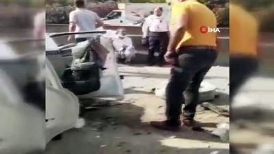 Adana'daki Kazada 3 Milli Egitim Müdürü, 2 Sube Müdürü Yaralandi