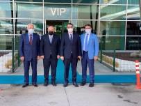 EKREM ÇELEBİ - Agri'da 'Altin Rezervi' Için Ilk Temel Atiliyor