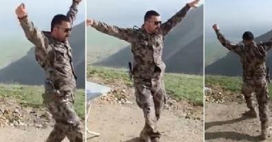 Ağrı'da PKK'lı teröristlerin hain pusunda şehit olmuştu! Özel Harekat Polisi Veli Kabalay son görüntüsü ortaya çıktı