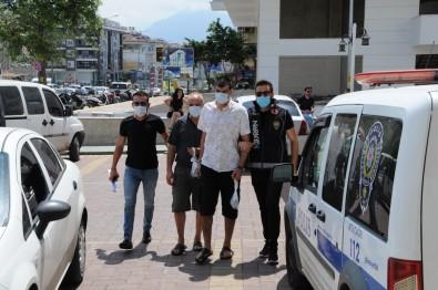 Alanya'da Uyusturucu Operasyonunda 2 Tutuklama