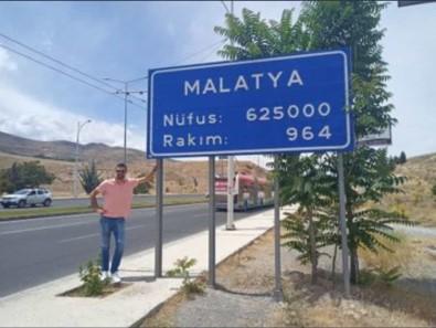 Anadolu Efesli Simon, Malatya'nin Tarihi Yerlerini Gezdi