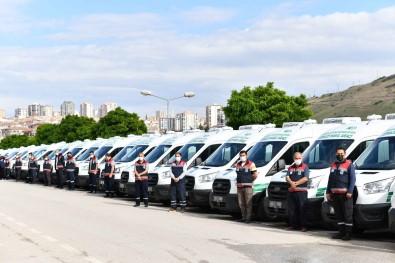 Ankara Büyüksehir Belediyesi Cenaze Araç Filosunu Genisletti