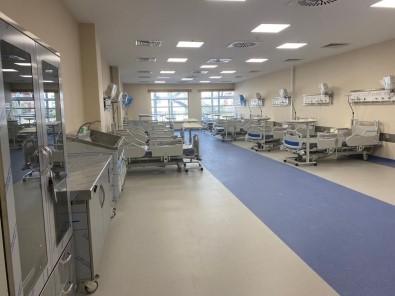 Aydin'da Eriskin Yogun Bakim Yatak Kapasitesi Yüzde 50 Oraninda Arttirildi