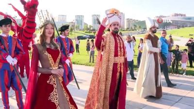 Azerbaycan'da EURO 2020 Coskusu