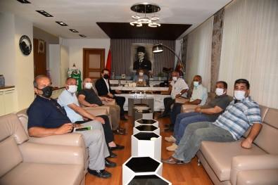 Baskan Erdem Açiklamasi 'Ceyhan'i Daha Güzel Yapacagiz'