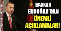 CENGİZ AYTMATOV - Başkan Erdoğan: 'Fikir adamlarımız yeniden yükseliş için bize yol gösteriyor'