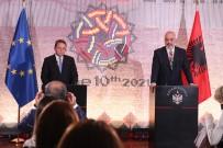 MAKEDONYA - Bati Balkan Ülkelerinin Liderleri Arnavutluk'ta Bir Araya Geldi