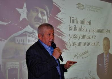 Belediye Baskani Sari Açiklamasi 'Atatürk'ün Amasya'ya Gelisinin 102. Yildönümünü Gururla Kutlayacagiz'