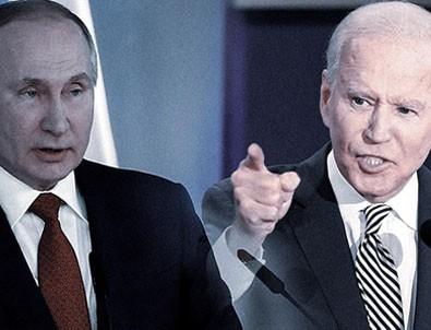 Biden'dan Putin'e çok sert uyarı!