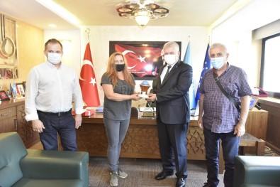 Bulgaristan'dan Gelen Is Heyetinden BUSKI'ye Ziyaret