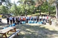 BÜLENT ÖZ - Çan'da Belediye Ekipleri Mesire Alanini Temizledi