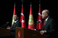 CENGİZ AYTMATOV - Cumhurbaskani Erdogan Açiklamasi 'O Ulu Çinarin Altinda Büyük Bir Aile Olarak Toplaniyoruz'
