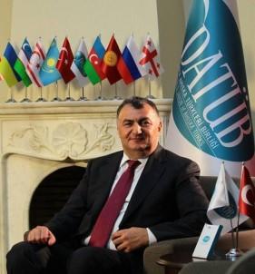 DATÜB Genel Baskani Ziyatdin Kassanov'a Tesekkür Mektubu