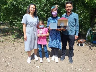 Dicle Degirmenli Ortaokulu TÜBITAK'in Proje Yarismasinda Bölge Finalinde Yarisacak