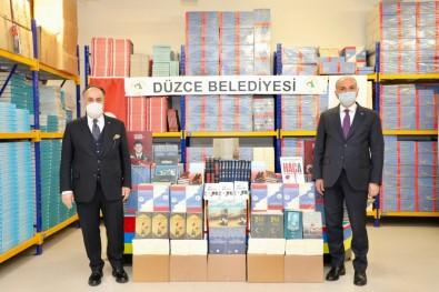 Düzce Belediyesinden Tutuklu Ve Hükümlülere Kitap Destegi