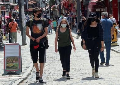 Edirne'de Vaka Sayilari Tek Hanelere Düstü, Ilçelerde Vakaya Rastlanilmadi