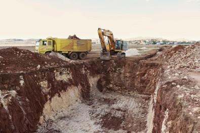 Egil Yukari Haydan Mahallesi'nde 1,2 Milyon Liralik Alt Yapimi Projesi