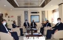 SERDAR KARTAL - Emirdag'a Yeni Hükümet Konagi Yapilacak