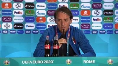 EURO 2020'Nin Açilis Maçi Için Roma Olimpiyat Stadi'nda Son Hazirliklar Yapiliyor