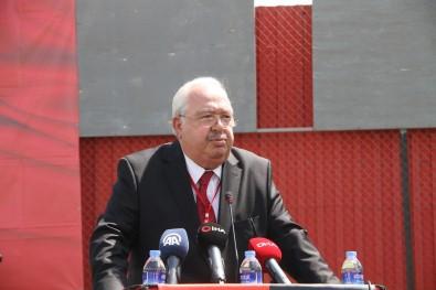 Gençlerbirligi Kulübü Baskan Adayi Mehmet Niyazi Akdas Açiklamasi 'Kulübümüz Maddi Açidan Çok Zor Durumdadir'