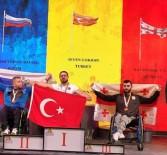AZERI - Gökhan Seven, Bilek Güresi Dünya Sampiyonasi'na Hazirlaniyor