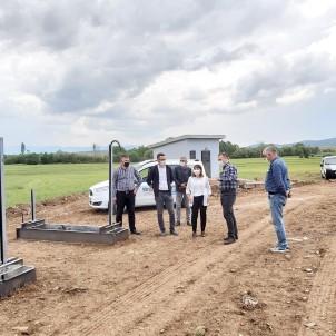 Hacikebir Köyüne ''Günes Enerji Sistemi''