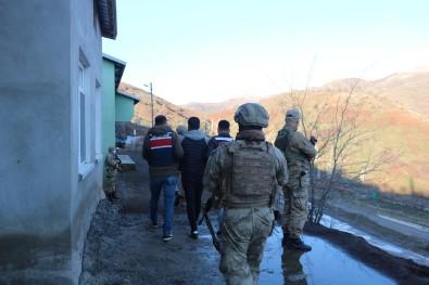Jandarma Ve Emniyetten PKK'ya Ortak Operasyon