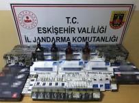 ÇUKURHISAR - Jandarmadan Kaçak Sigara Ve Içki Operasyonu