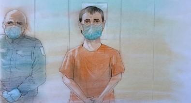 Kanada'da Müslüman Aileden 4 Kisiyi Öldüren Zanli Hakim Karsisinda
