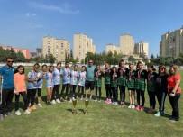 ERCIYES - Kayserili Atletler Adana'da 4 Madalya Kazandilar