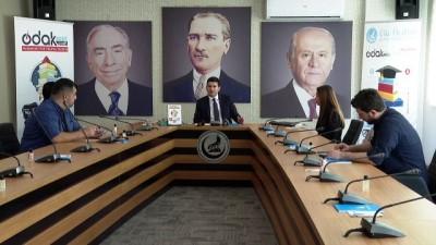 Kazakistan'in Ankara Büyükelçisi Saparbekuly, Ülkesinin Türkiye Ile Iliskilerini Degerlendirdi Açiklamasi