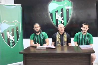 Kocaelispor 2 Yeni Transferine Sözlesme Imzaladi