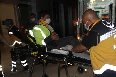 Konya'da Iki Ayri Trafik Kazasi Açiklamasi 2 Yarali