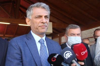 Kültür Ve Turizm Bakan Yardimcisi Alpaslan Açiklamasi 'Tarihi Sinop Cezaevi Ve Müzesi'ni 2022'Nin Sonunda Tamamlayacagiz'