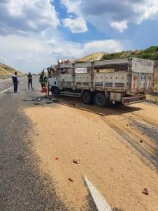 Manisa'da Trafik Kazasi Açiklamasi 1 Ölü