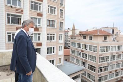 Melikgazi'den Sehrin Merkezine Yeni Bir Sosyal Tesis
